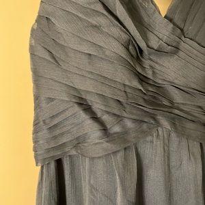 BHLDN Dresses - BHLDN Dark Blue Bridesmaid / Prom Dress